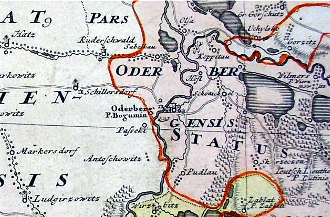 Hranicni Meandry Odry Bohumin